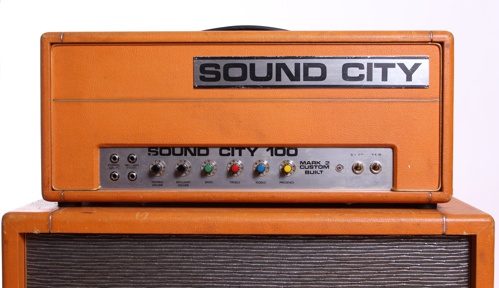Sound City Amps Serial Numbers