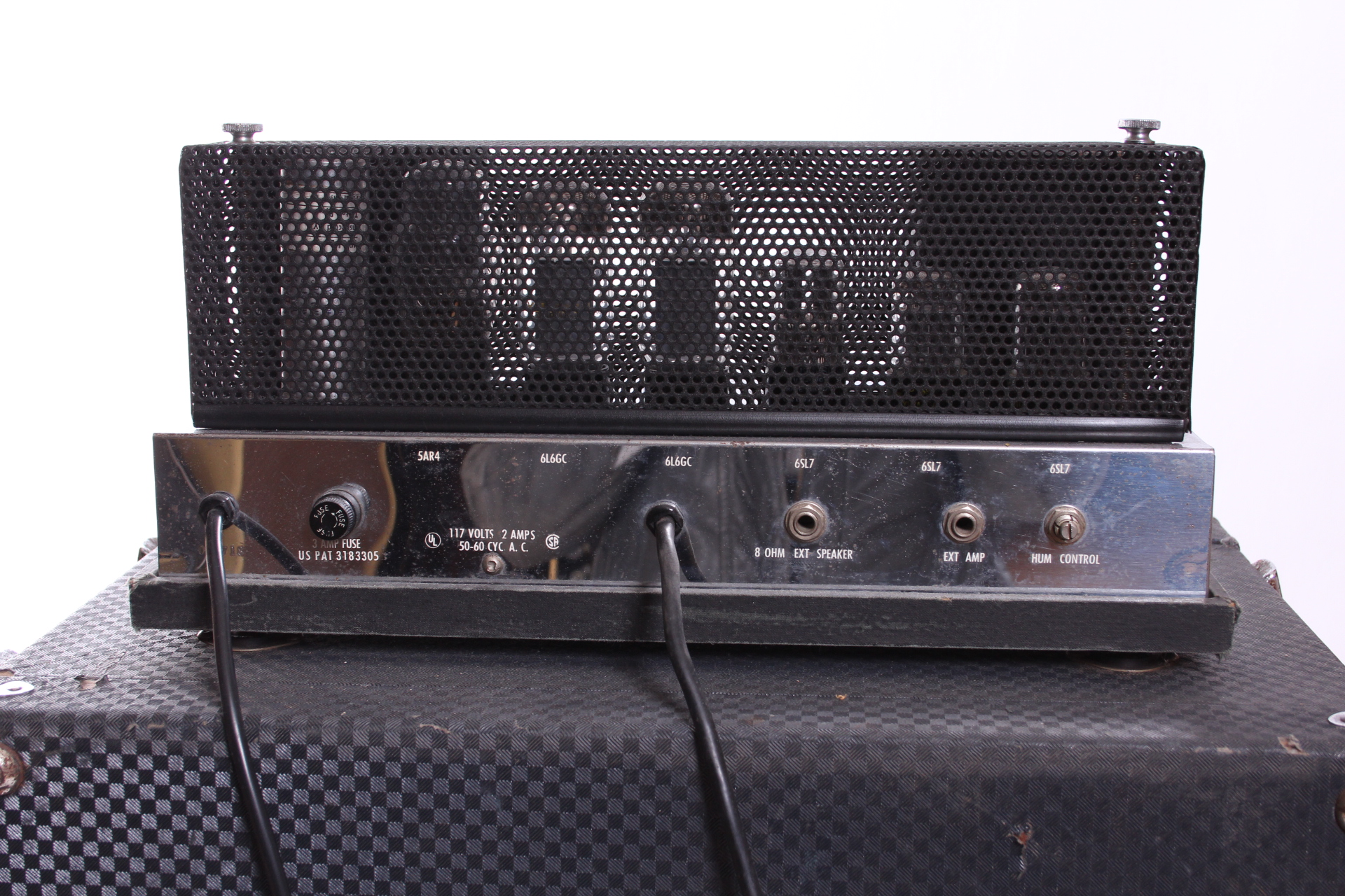 Ampeg svt serial number dating 9