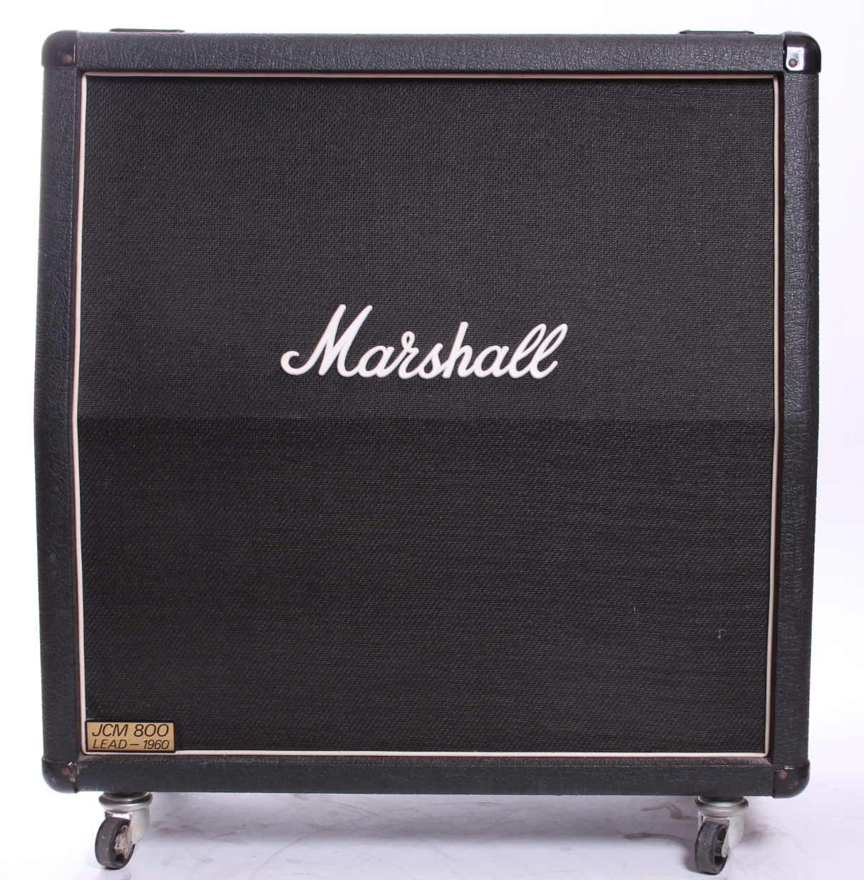 Marshall cabinet serial numbers