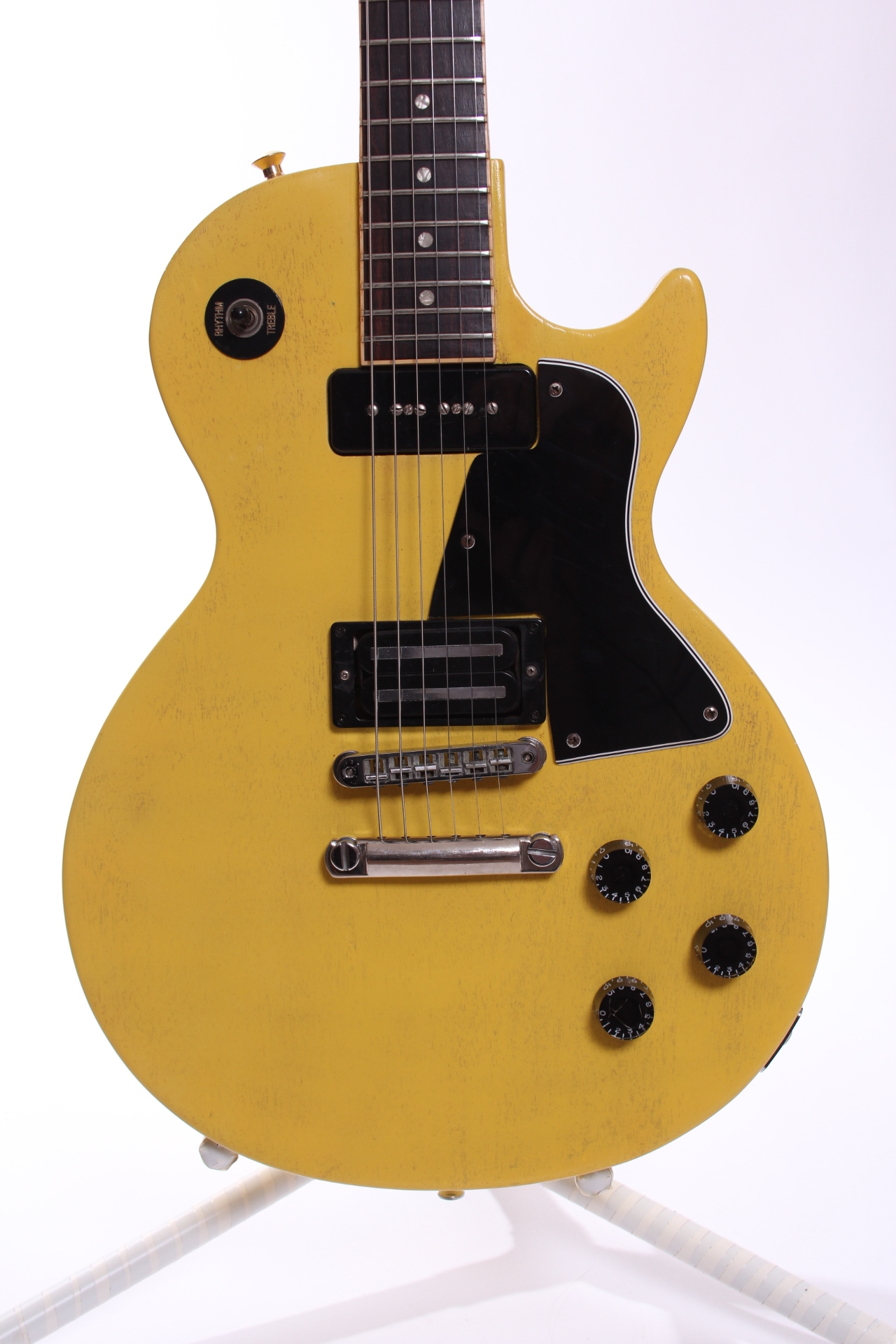 Les Paul Special Tv Yellow : gibson les paul special 1995 tv yellow guitar for sale yeahman 39 s guitars ~ Vivirlamusica.com Haus und Dekorationen