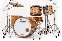 Fidock Drums Blackwood Session Kit 2014 Golden Brown To Dark Brown