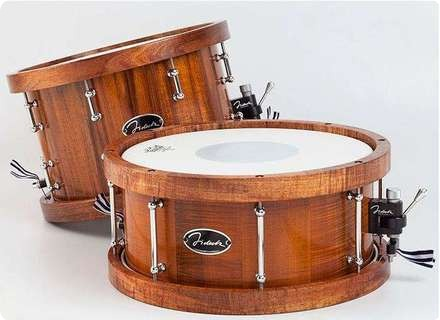 Fidock Drums Blackwood   5 Different Models  2013 Golden Brown To Dark Brown
