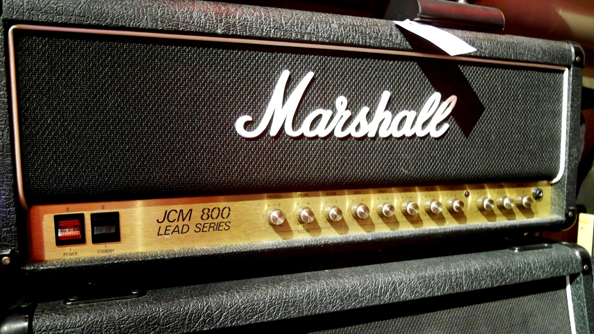 Dating a Marshall JCM 800