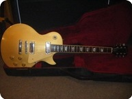 Gibson Les Paul Deluxe 1980 Goldtop