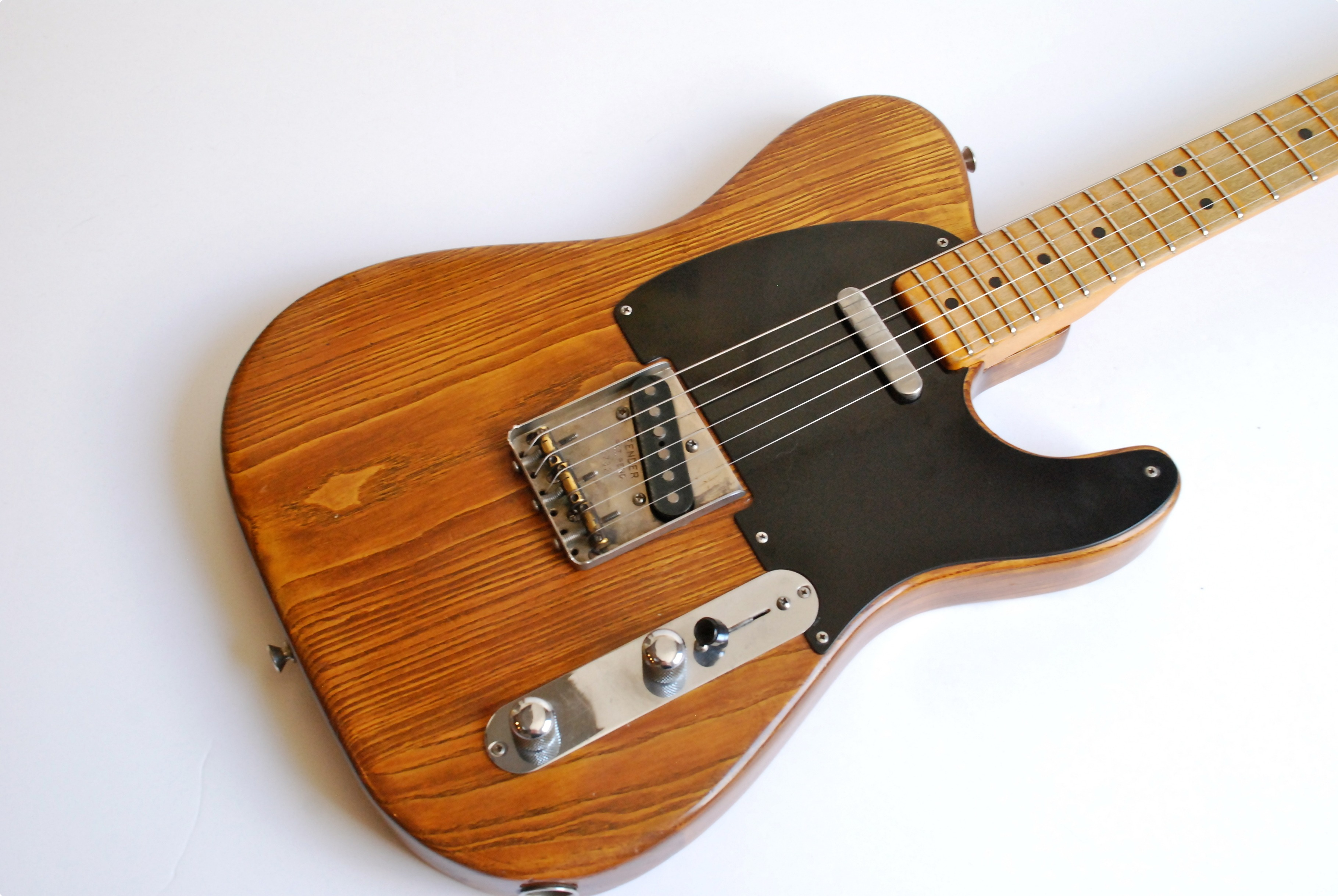 Fender Telecaster 1951 Natural Guitar For Sale Bass N Guitar