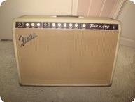 Fender TWIN AMP 1962 BLOND TOLEX