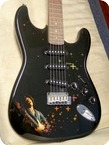Squire By Fender Hendrix Stratocaster Limited Edition 2004