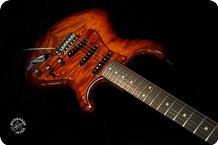 Ruokangas Guitars VSOP Deluxe 2014 Sundance