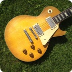 Gibson Les Paul Standard 1959 Lemon Drop Burst