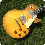 Gibson Les Paul Standard 1959 Lemon Drop Burst