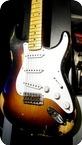 Fender Stratocaster 1954 Custom Heavy Relic 2014 2tsb