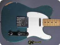 Fender Telecaster 1971 Lake Placd Blue