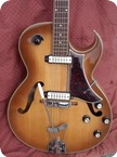 Eko 2852V 1963 Orange Sunburst