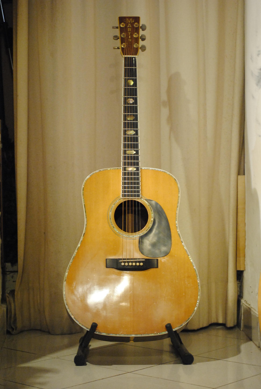 martin d41 1973 natural guitar for sale rome vintage guitars. Black Bedroom Furniture Sets. Home Design Ideas