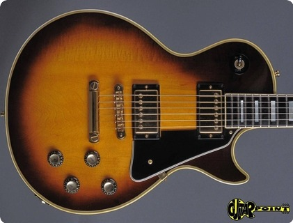 gibson les paul custom 1977 tobacco sunburst guitar for sale guitarpoint. Black Bedroom Furniture Sets. Home Design Ideas