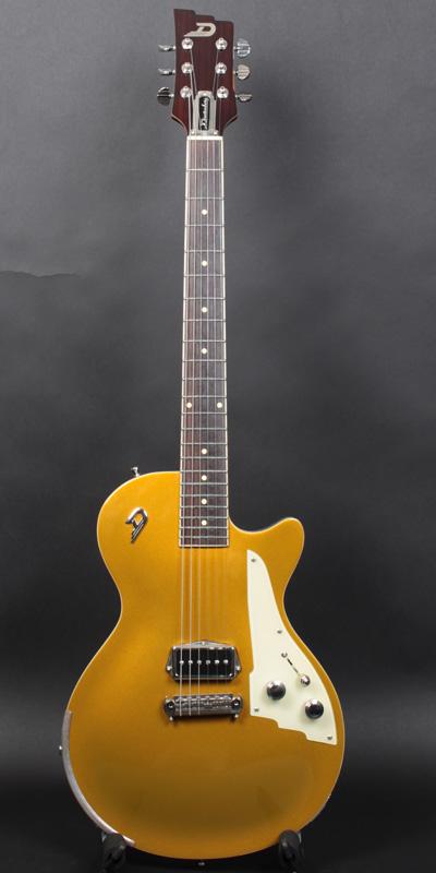 duesenberg 52 senior p90 goldtop 2000 39 s goldtop guitar for sale mj guitars gmbh. Black Bedroom Furniture Sets. Home Design Ideas