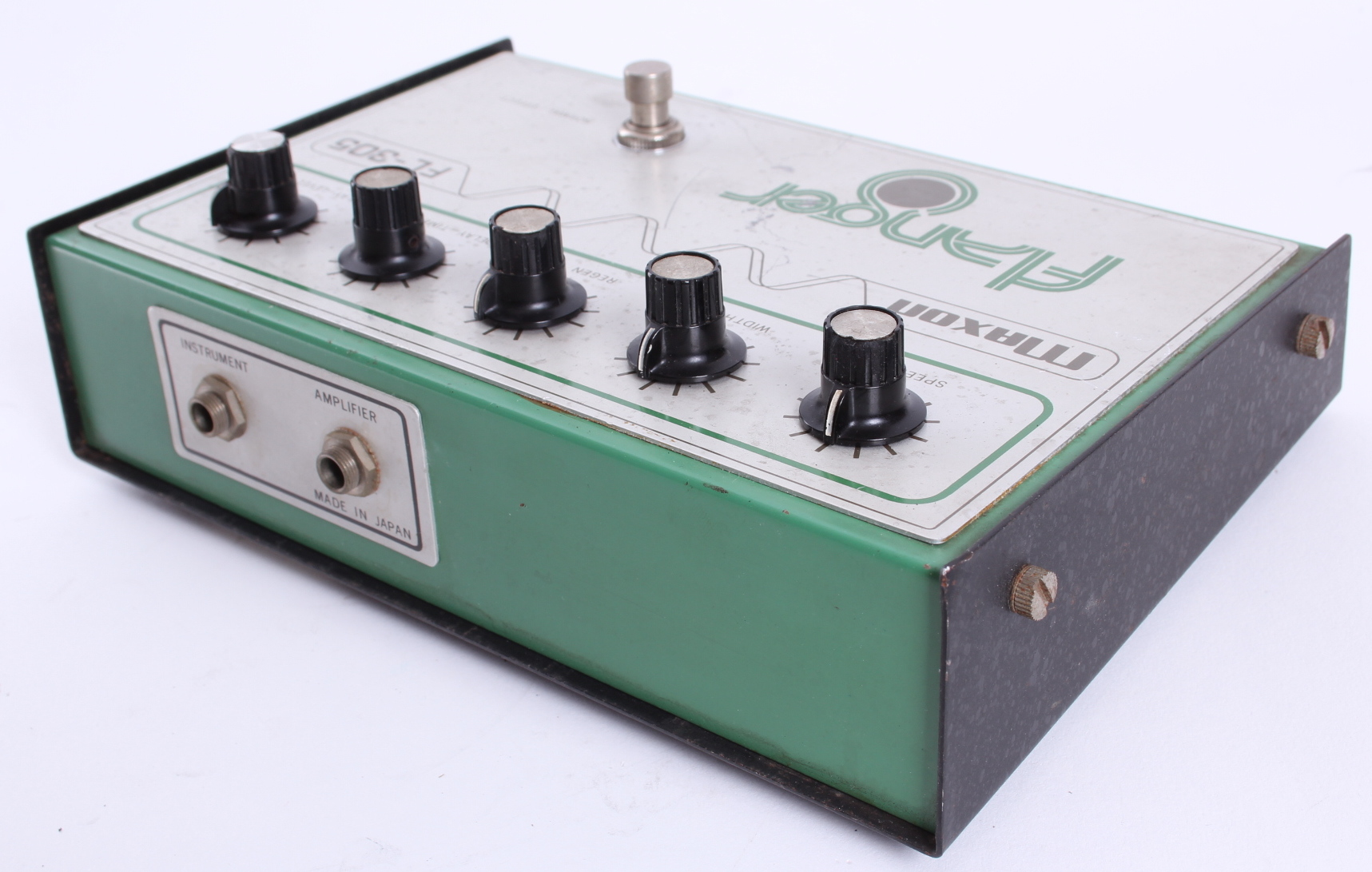 maxon flanger fl 305 1978 effect pedal for sale yeahman 39 s guitars. Black Bedroom Furniture Sets. Home Design Ideas
