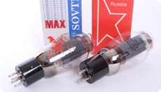 SOVTEK 300B NOS Matching Tube Duet 1995
