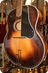Just Povlsen Archtop PJG 1052 1949 Sunburst