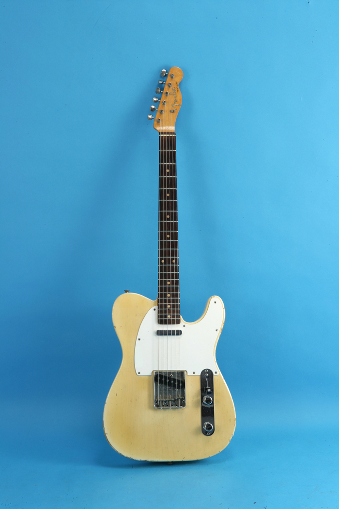 fender telecaster 1959 blonde guitar for sale jay rosen music. Black Bedroom Furniture Sets. Home Design Ideas