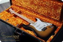 Fender 1956 Customshop Stratocaster 2001 Two Tone Sunburst