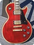 Gibson Les Paul Custom 1974 See Thru Cherry