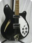 Rickenbacker 360 1982 Black