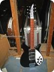 Rickenbacker V63 1990 Black