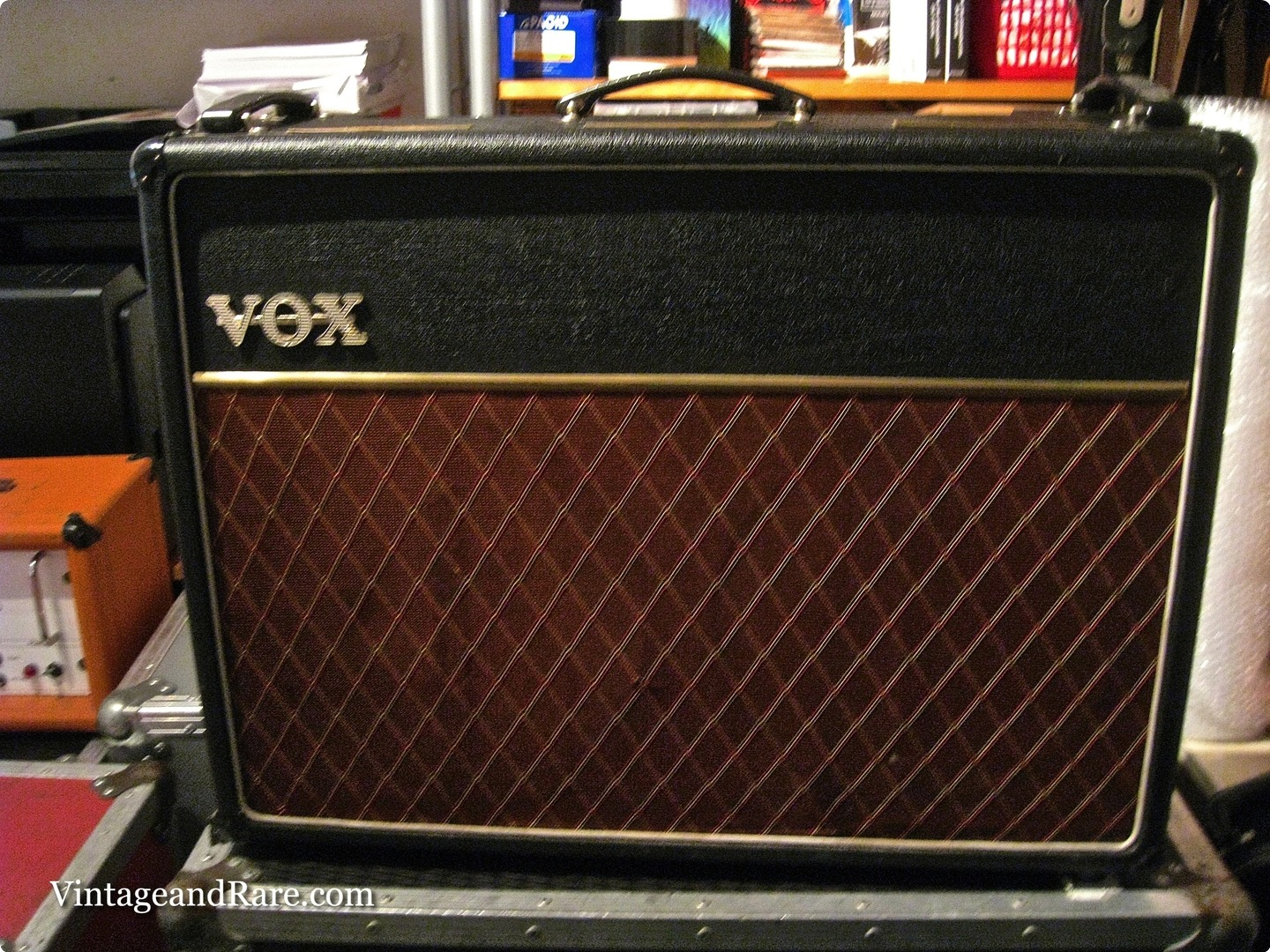 Vox AC30 Top Boost 1964 Amp For Sale Harris Hire