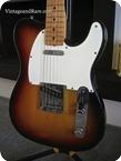Fender Telecaster 1974 Sunburst