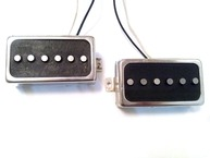 Dreamsongs Pickups Pure Strat Humbuckers 2014