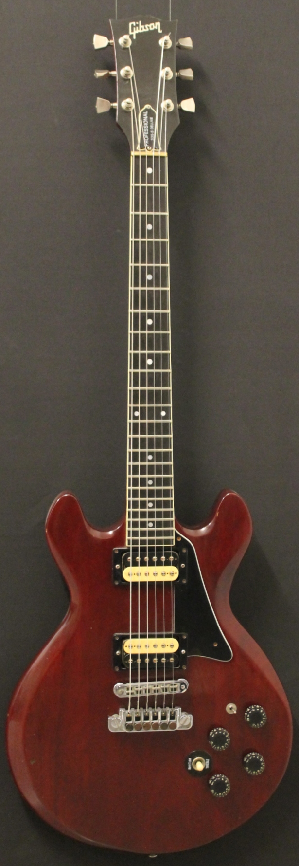 gibson 335 s deluxe professional 1980 guitar for sale kitarakuu. Black Bedroom Furniture Sets. Home Design Ideas
