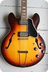 Gibson ES 335 12 1966 Sunburst