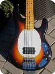Musicman Stingray Bass 1976 Sunburst