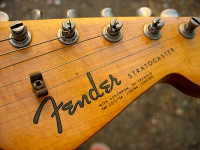 Old Pickups For Sale >> Fender STRATOCASTER 1964 Sunburst Guitar For Sale Real Vintage