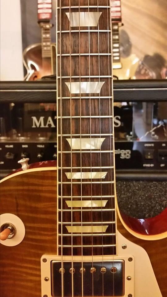 Gibson Custom Shop 1959 Joe Bonamassa Skinnerburst Murphy