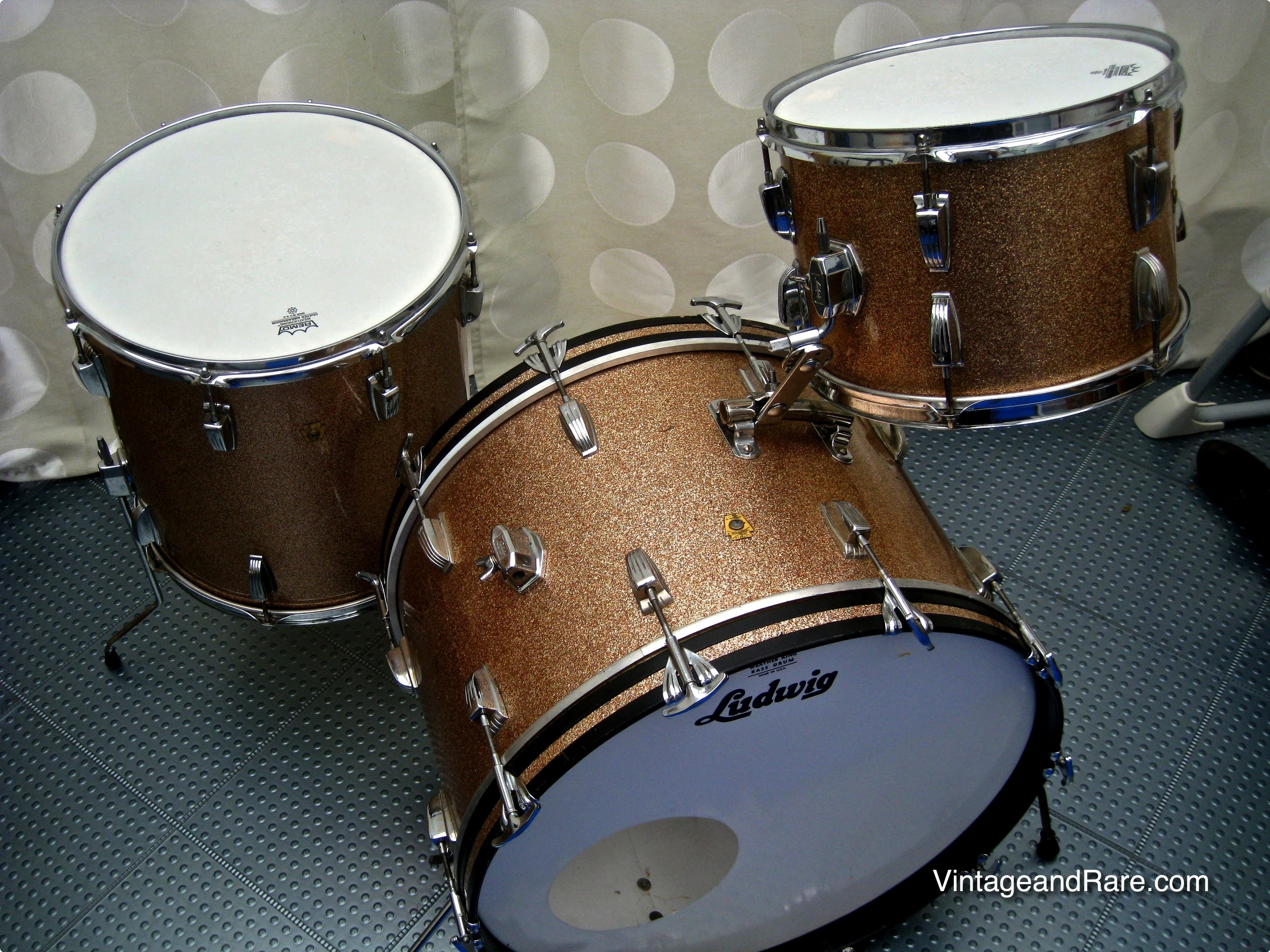 Classic Drums Ludwig Ludwig Super Classic 1965