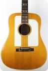Gibson Gibson Folk Jumbo Natural 1964 Natural