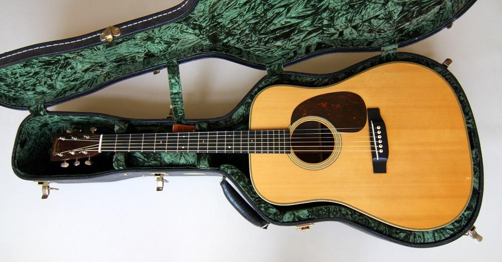 c f martin d28 herringbone 1940 natural guitar for sale classic rock guitars. Black Bedroom Furniture Sets. Home Design Ideas