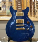 Gibson Les Paul Doublecut Blue