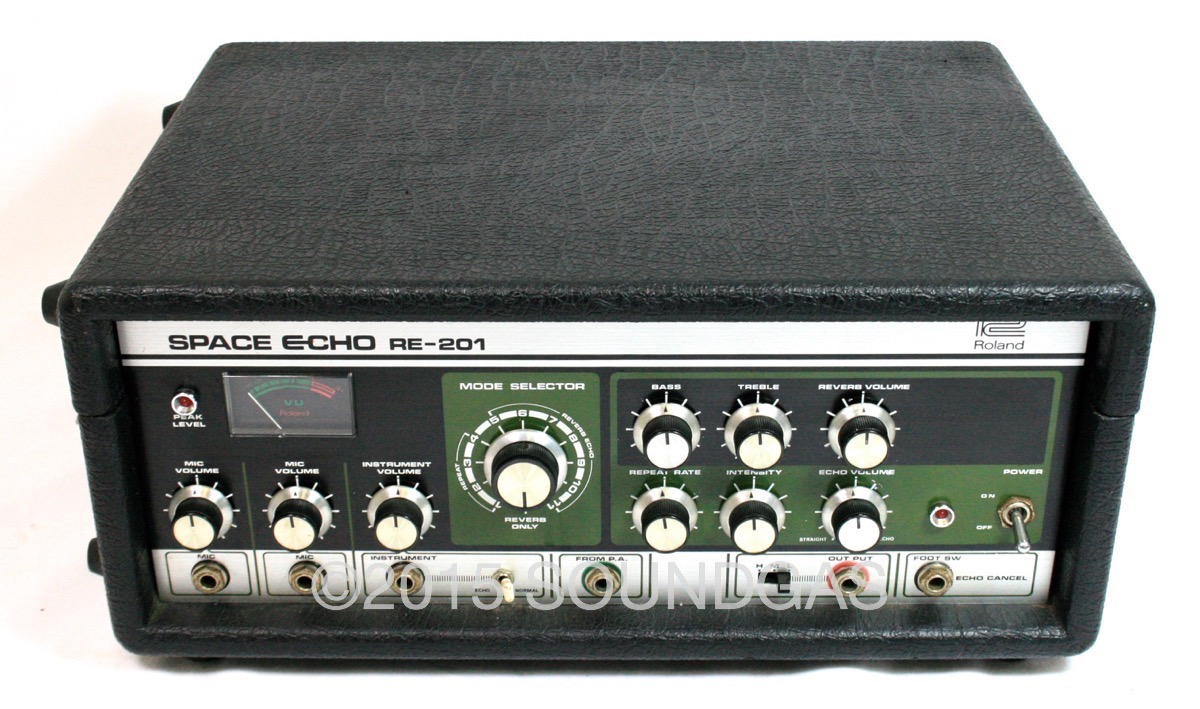 roland space echo re 201 service manual