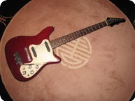 Epiphone Olympic 1967 Cherry Red