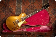 Gibson Les Paul Standard Goldtop PAF 1957 Goldtop