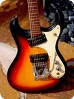 Mosrite Ventures Guitar 1964 3 Tone Burst