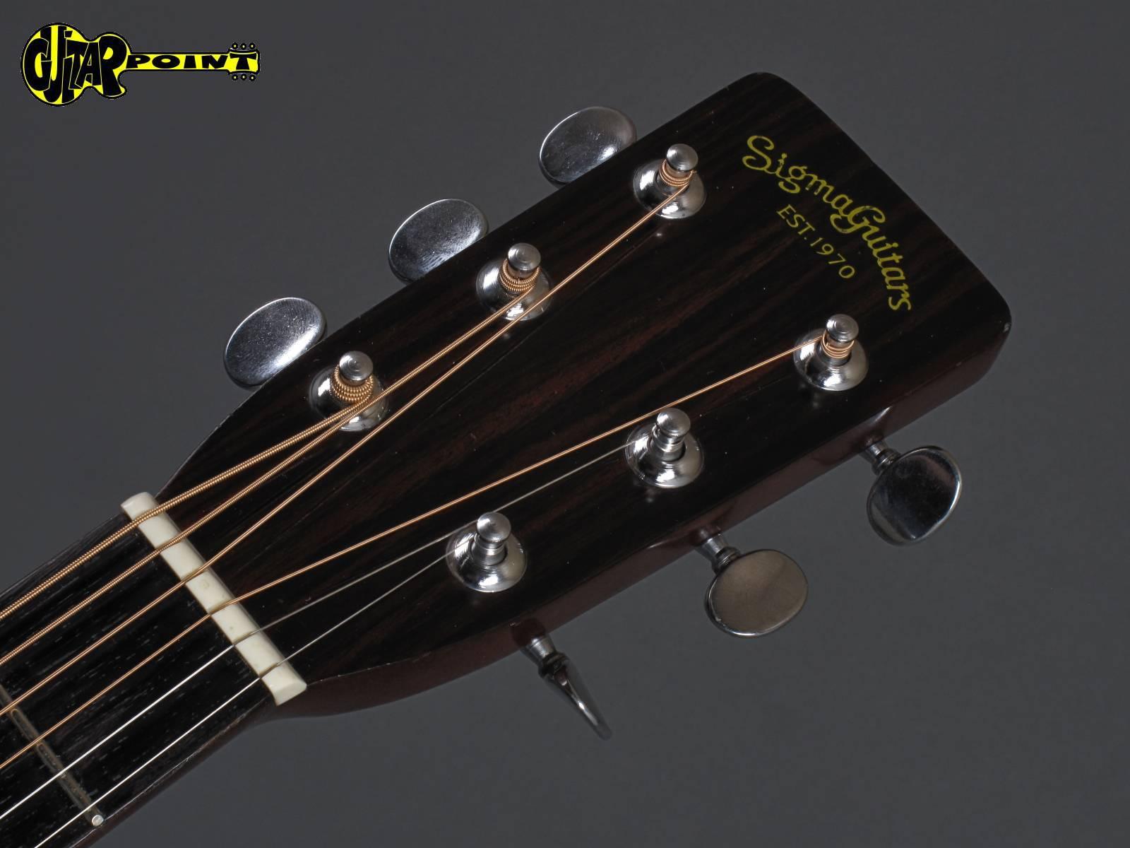 sigma martin gcs 3 1979 natural guitar for sale guitarpoint. Black Bedroom Furniture Sets. Home Design Ideas