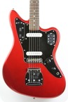 Fender MIJ Jaguar 1996 Candy Apple Red