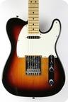 Fender Telecaster 2011 Sunburst