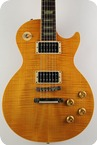 Gibson Les Paul Classic Plus 1997 Trans Amber