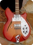 Rickenbacker 36612 12 String 1968 Fireglo