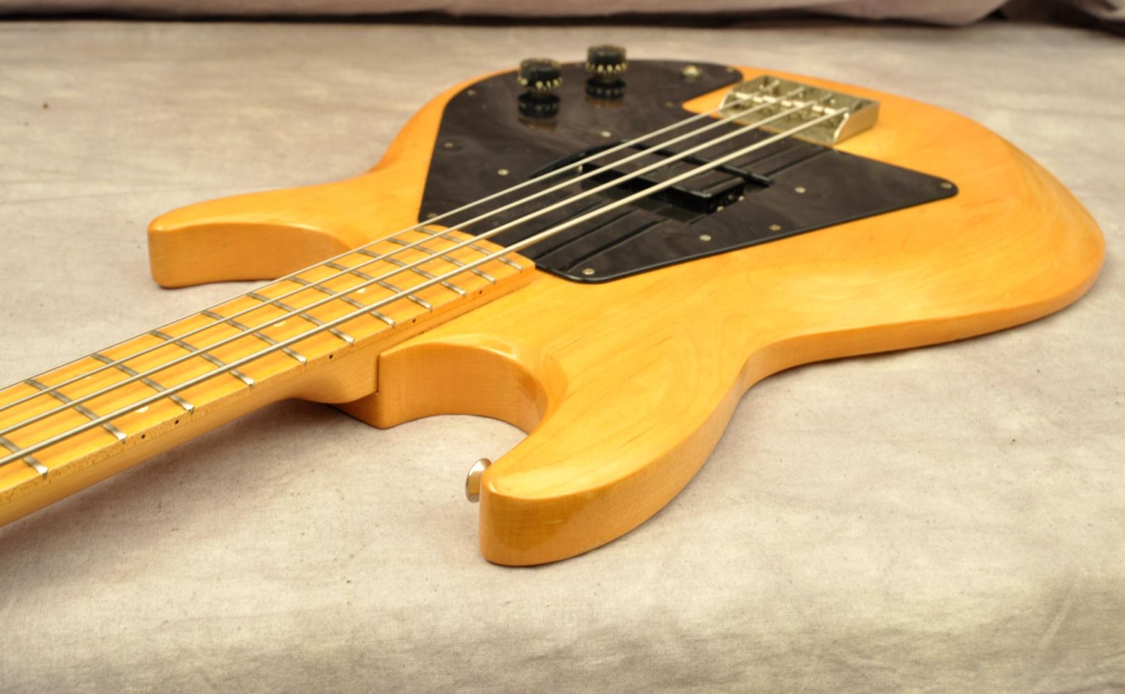 gibson grabber 1979 natural bass for sale andy baxter bass guitars ltd. Black Bedroom Furniture Sets. Home Design Ideas